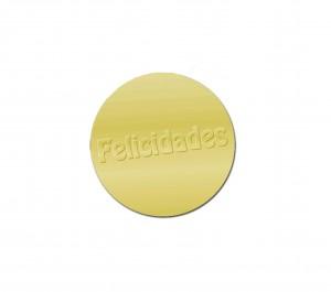 Etiqueta Oro PO707