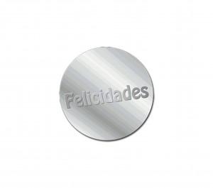 Etiqueta Plata PP708