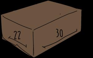 Caja de Cartón CTF1702
