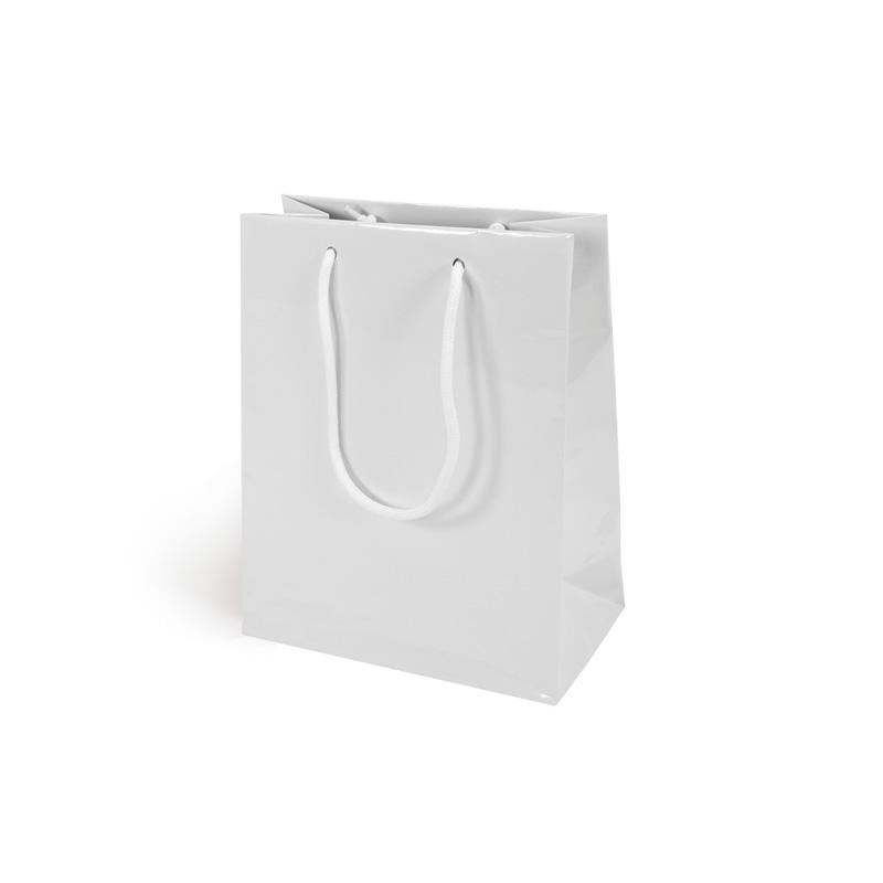 1dd3b97ba Bolsa de Papel Lux Blanca